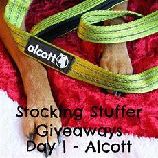 Stocking Stuffer Giveaway Day 1 Alcott Collar & Leash Set
