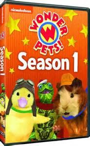 Wonder Pets Season 1 DVD
