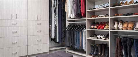 Custom Closet Organizers & Cabinets│ San Diego Closet Design