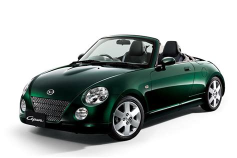 Daihatsu Copen Photo by Daihatsu Copen History Photos On Better Parts Ltd