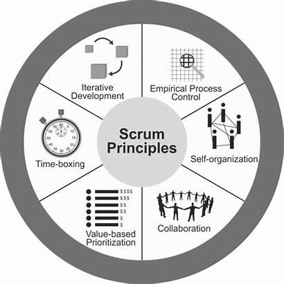 Scrum Principles Agile Methodology Development Team Project