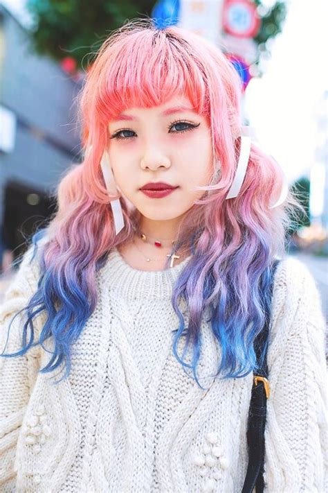 Japanese Street Fashion A Collection Of Celebrities Ideas