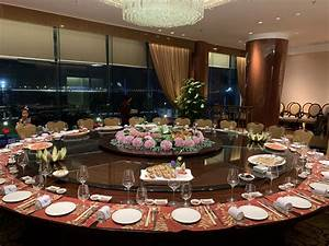 Large Banquet Table For 40 Image