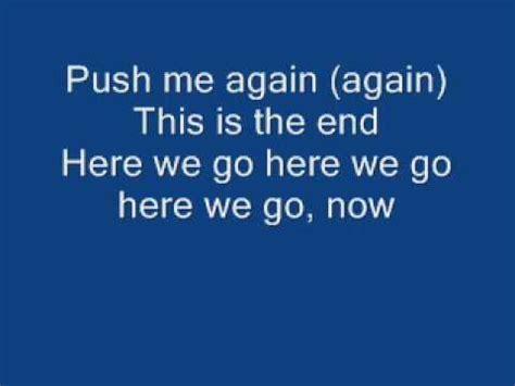 hit the floor lyrics let the bodies hit the floor bodies lyrics youtube