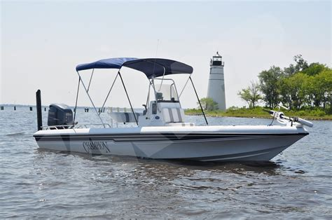 Boat Bimini Top Center Console by How Many Chose A Bimini A T Top Page 3 The Hull