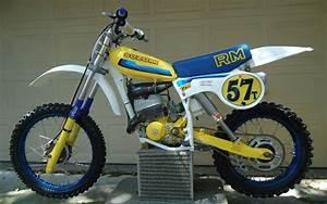 Moto Cross Suzuki : vintage suzuki rm250 mxer vintage motocross motorrad ~ Louise-bijoux.com Idées de Décoration