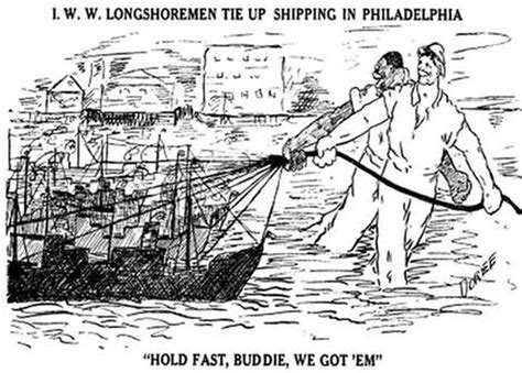 The Philadelphia Dockers Strike And Local 8