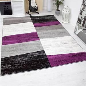 Teppich Grau Lila : wohnzimmer teppich grau wohnzimmer teppiche hausgestaltung ideen wohnzimmer ideen ~ Indierocktalk.com Haus und Dekorationen