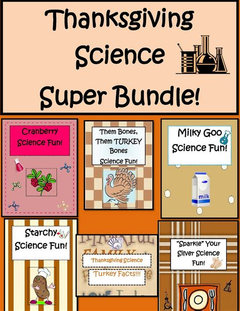 miss middle school thanksgiving science activities