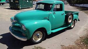 1954 Chevrolet 3100 Series Short Bed 3