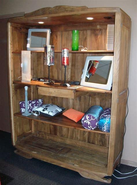 transformer une armoire en bureau transformer une armoire en bureau atlub com