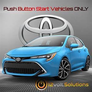 2019 Toyota Corolla Hatchback Semi
