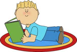 Clip Art Students Reading - Cliparts.co
