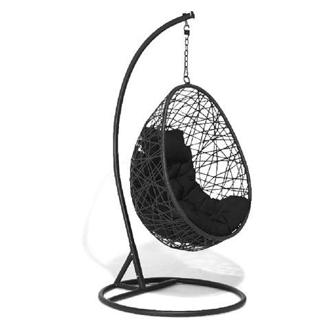 fauteuil suspendu chill noir et gris clair transat hamac avec 406148 et fauteuil suspendu sur