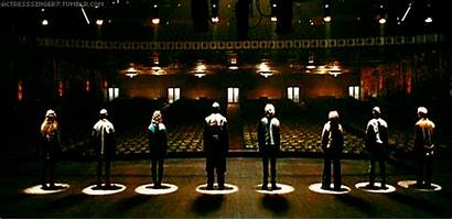 Theater Lights Theatre Gifs Broadway Roger Rent