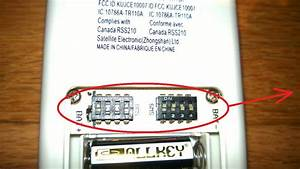 Harbor Breeze Ceiling Fan Remote Control Dip Switches