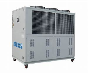Air Cooled Water Chillers, Air Cooled Type Chillers丨Senho ...
