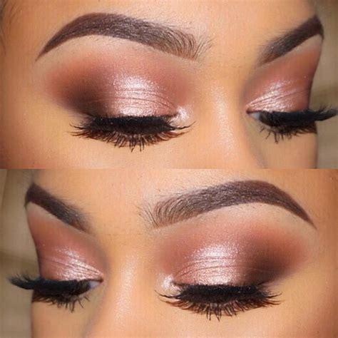 make up gold everyday glam gold eye makeup skyeasiyanbi