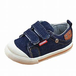 Kids Shoes for Girls Boys Sneakers Jeans Canvas Children Shoes Denim Running Sport Baby Sneakers ...