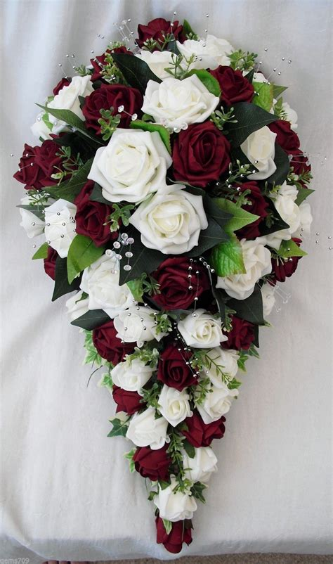 special order  tracy artificial wedding flowers