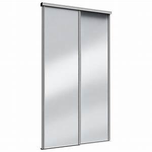 demonter porte coulissante d monter une porte coulissante With reglage porte coulissante placard