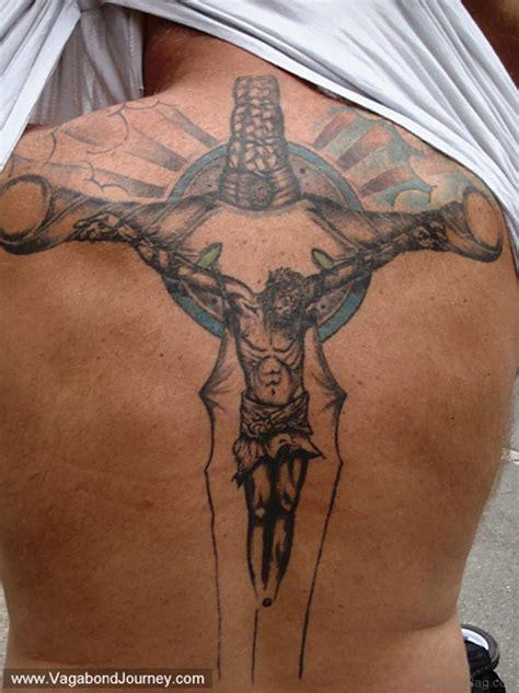 28+ [ Back Cross Tattoo ]  Tattoos Designs 6 Lower Back