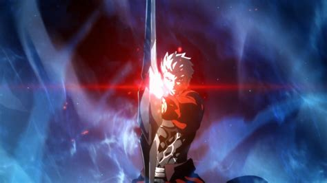 fate anime series episode list a look at fate stay s archer myanimelist net