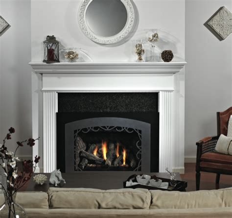 Innsbrook Luxury Traditional Direct Vent Fireplace Insert