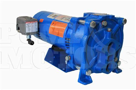 Goulds Hsj20n 2hp Convertible Water Well Jet Pump 115/230v