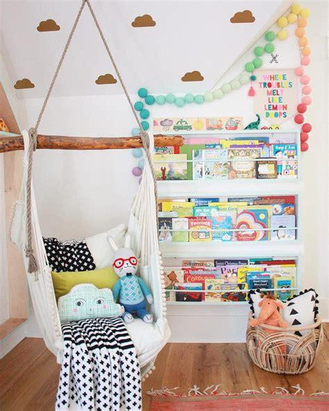kids room hammock ideas