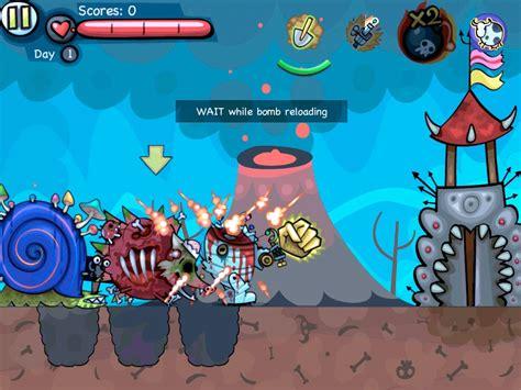 burying zombies ipad