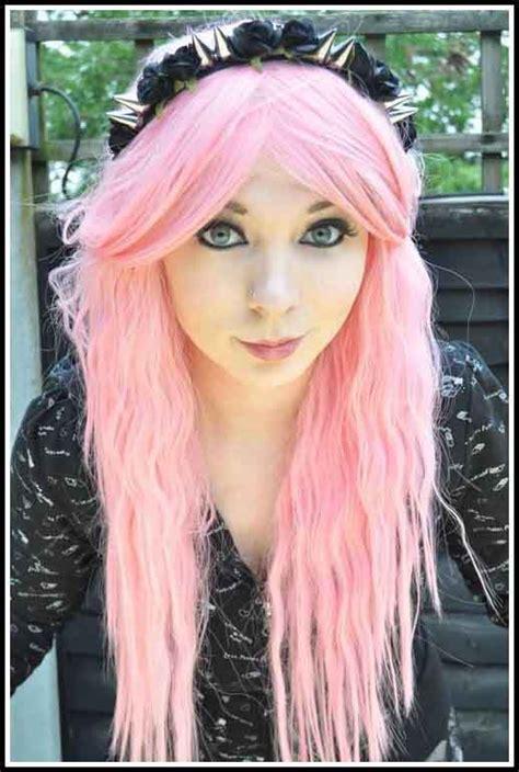 cute emo hairstyles  girls hairstyle  women