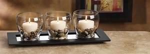 Kerze In Glas : votivhalter batik rechteckig holz mit kerzen dekoration dekoration lifestyle lilimo shop ~ Markanthonyermac.com Haus und Dekorationen