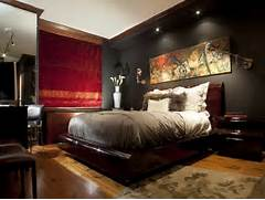 Apartment Bedroom Ideas For Guys by Cool Bedroom Designs For Guys With Eclectic Bed And Colored Study Desk Pictur