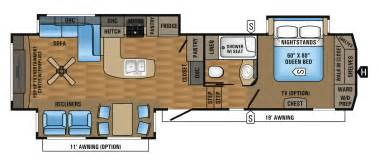 2017 eagle fifth wheel floorplans prices jayco inc