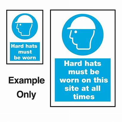 Safety Sign Own Mandatory Create Example
