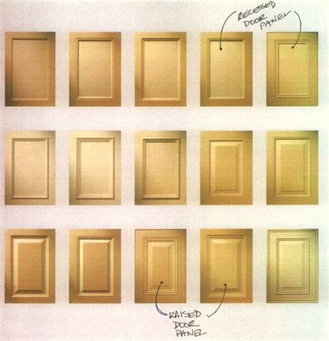 Cupboard Door Styles by How To Choose A Kitchen Cabinet Door Style The Reno Projects
