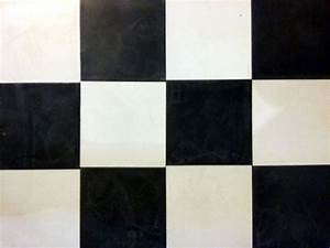 Carreaux De Ciment Noir Et Blanc : carreaux de ciments damier noir et blanc bca mat riaux ~ Dailycaller-alerts.com Idées de Décoration