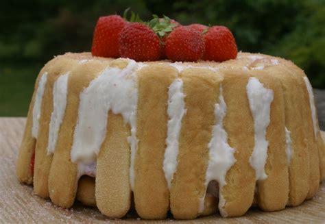 aux fraises et barbapapa avec du mascarpone aux plaisirs culin air de