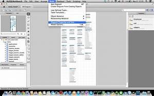 How Do I Enlarge An Eer Diagram In Mysql Workbench
