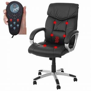 Bürostuhl Mit Massagefunktion : b rostuhl hwc a71 drehstuhl kunstleder opt heiz und massagefunktion ebay ~ Sanjose-hotels-ca.com Haus und Dekorationen