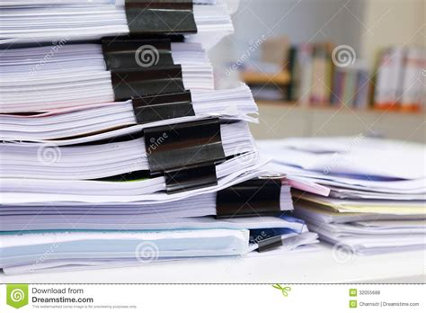 messy office table royalty  stock  image