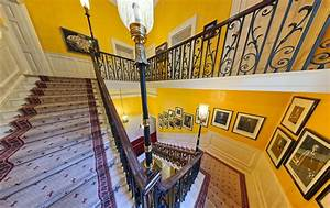 10 Downing Street Grand Staircase - Scene Therapy