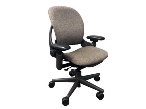 steelcase leap task chair used or refurbished office