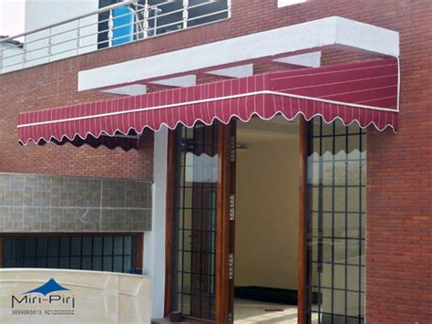retractable awnings canopies manufacturer   delhi