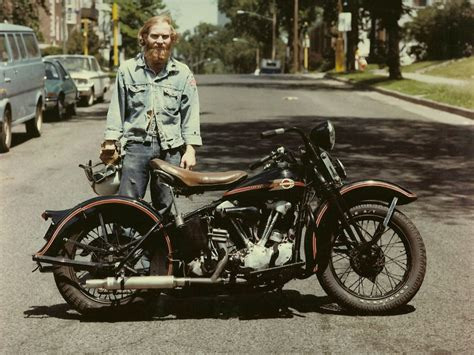 Cdt Oct 1978 By Pm Harley Davidson Knucklehead 1600x1200