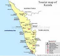 Map of Kerala  Tourist...