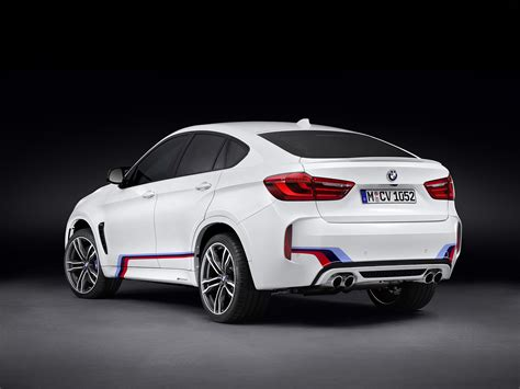 Bmw M Performance Parts For The Bmw X5 M And The Bmw X6 M