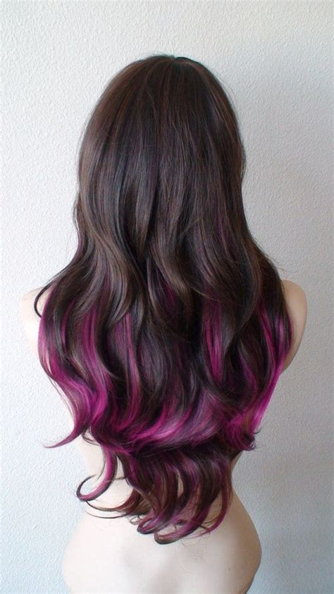 25 Beautiful Pink Hair Highlights Ideas On Pinterest