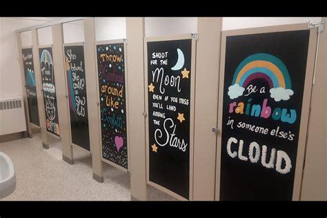 bathroom stalls   chelmsford elementary school